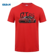 GILDAN novelties Mens Fashion Retro Race F36 Car Design T shirt Cool Tops Short Sleeve Hipster gt86 Tees