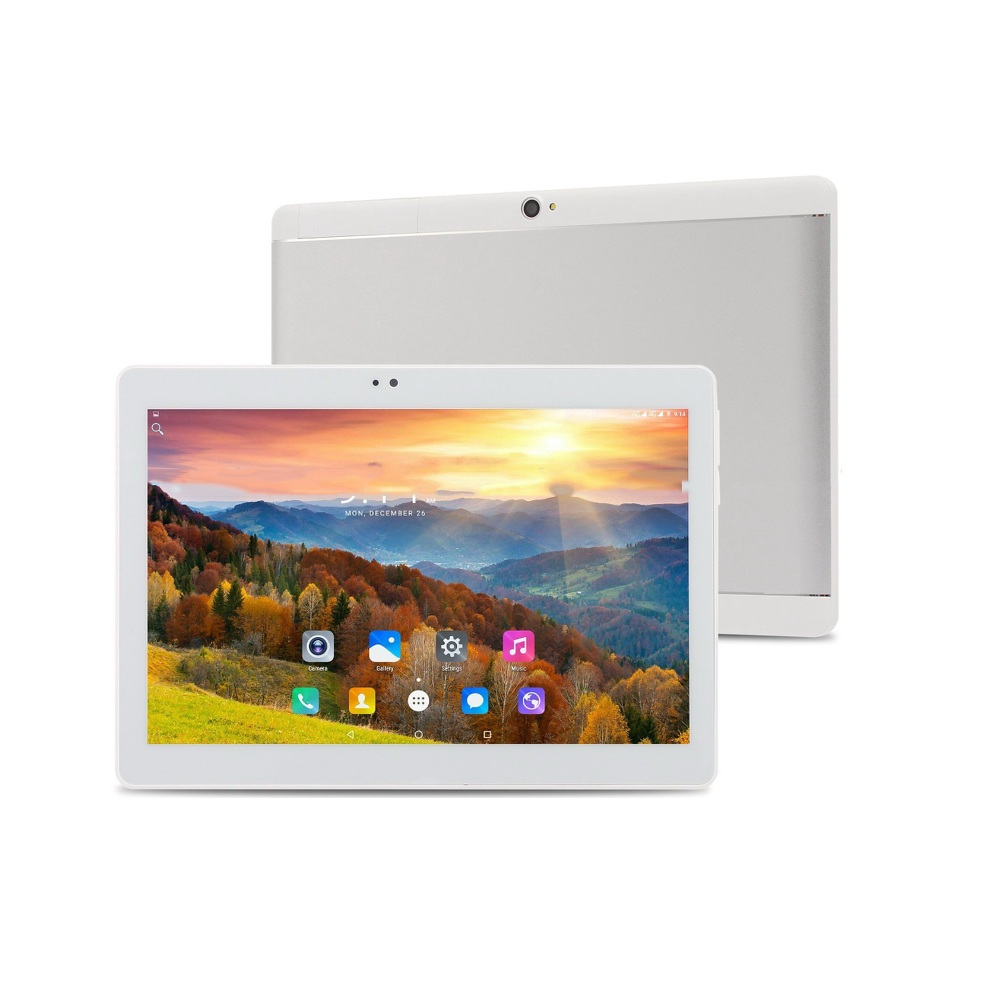 HOT!!! 10.1Inch 1280*800 IPS Tablet PC Octa-core 4G LTE 3G WCDMA 2SIM Cellular Phone PC 2G RAM 32G ROM AGPS WIFI Android 7.0OS(China)