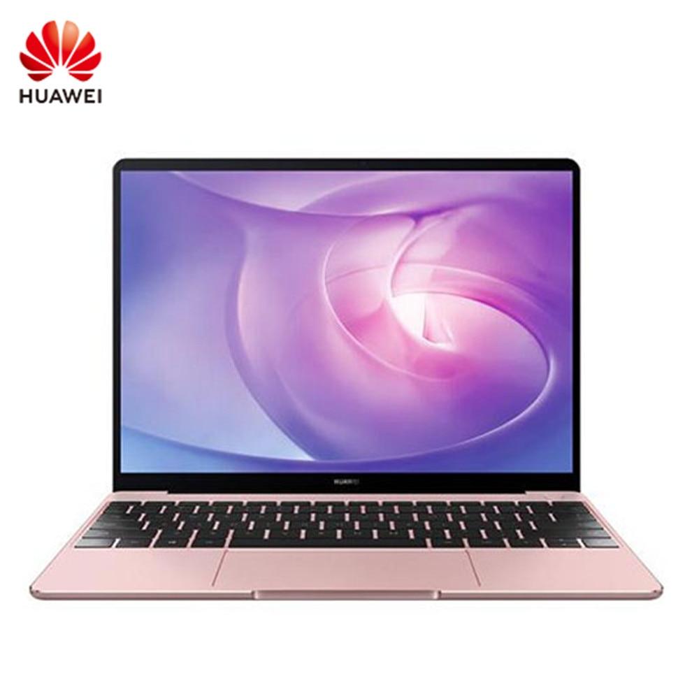 HUAWEI MateBook 13 WRT - W29E Comprehensive Screen Laptop Windows 10 Intel Core I7 - 8565U 8GB RAM 512GB SSD Fingerprint Laptop