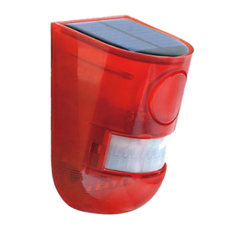 Купить новый солнечный инфракрасный датчик движения сигнализация с