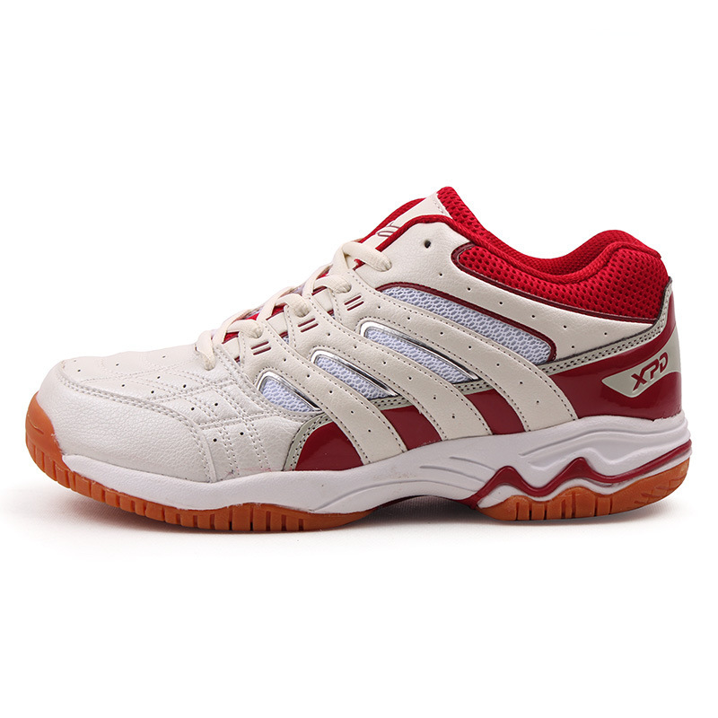 Chaussures de volley-ball professionnel pour hommes femmes vêtements respirants résistant antidérapant coussin d'entraînement baskets chaussures de Tennis A9063