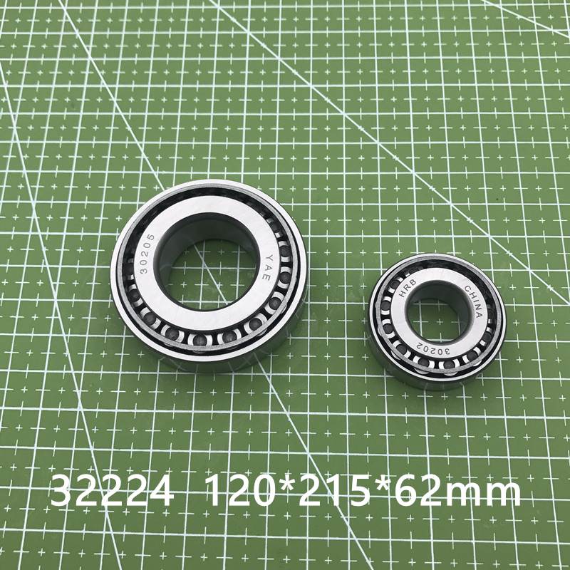 2019 Rushed Hot Sale Bearing 32224 7524e Tapered Roller 120*215*62mm2019 Rushed Hot Sale Bearing 32224 7524e Tapered Roller 120*215*62mm
