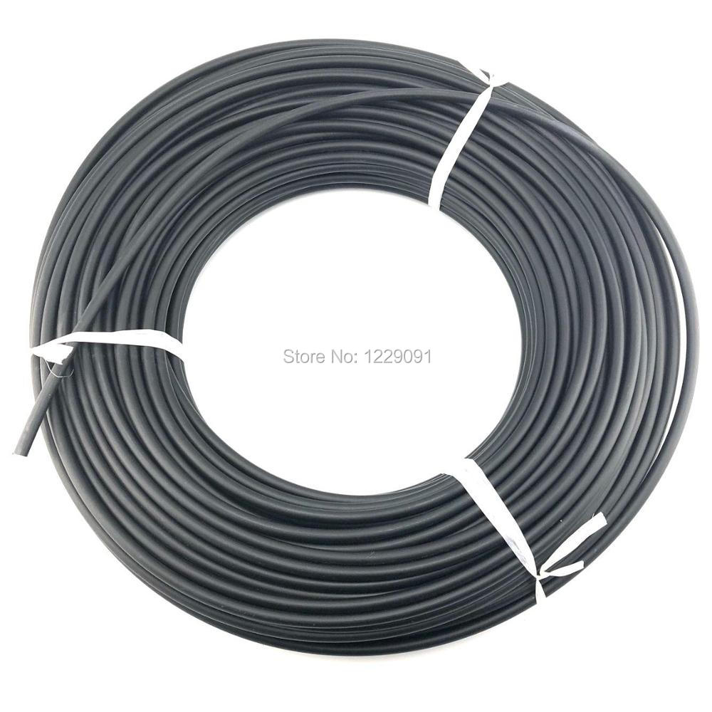 3/8 Inch High Pressure Nylon Tube 9.52*4mm Pipe For Mist Cooling System And Spray
