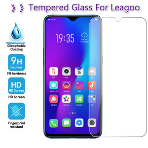 9H Tempered Glass For Leagoo M13 M11 M8 M5 Xrover C Power2 T8S S8 Pro S9 T5C 2.5D Screen Protector 6.18 Smart Phone Cover Film(China)