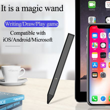 WIWU Tablet Touch Pen for iPad Pro 9.7 10.5 12.9 Stylus Pencil Compatible with iOS/Android Mobile Phone Universal