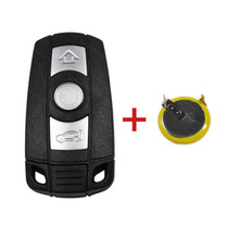 2018 Лидер продаж ключи от машины 3 кнопки Корпус Shell для BMW 1 120 E60 E61 E70 E81 E87 3 320 E90 E91 E92 5X1X5X6 Z4 + LIR2025 Батарея