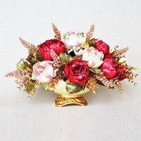 cam florero dekoratif vazo vaso de flor jarrones decorativos moderno home decoration accessories modern teraryum flower vase