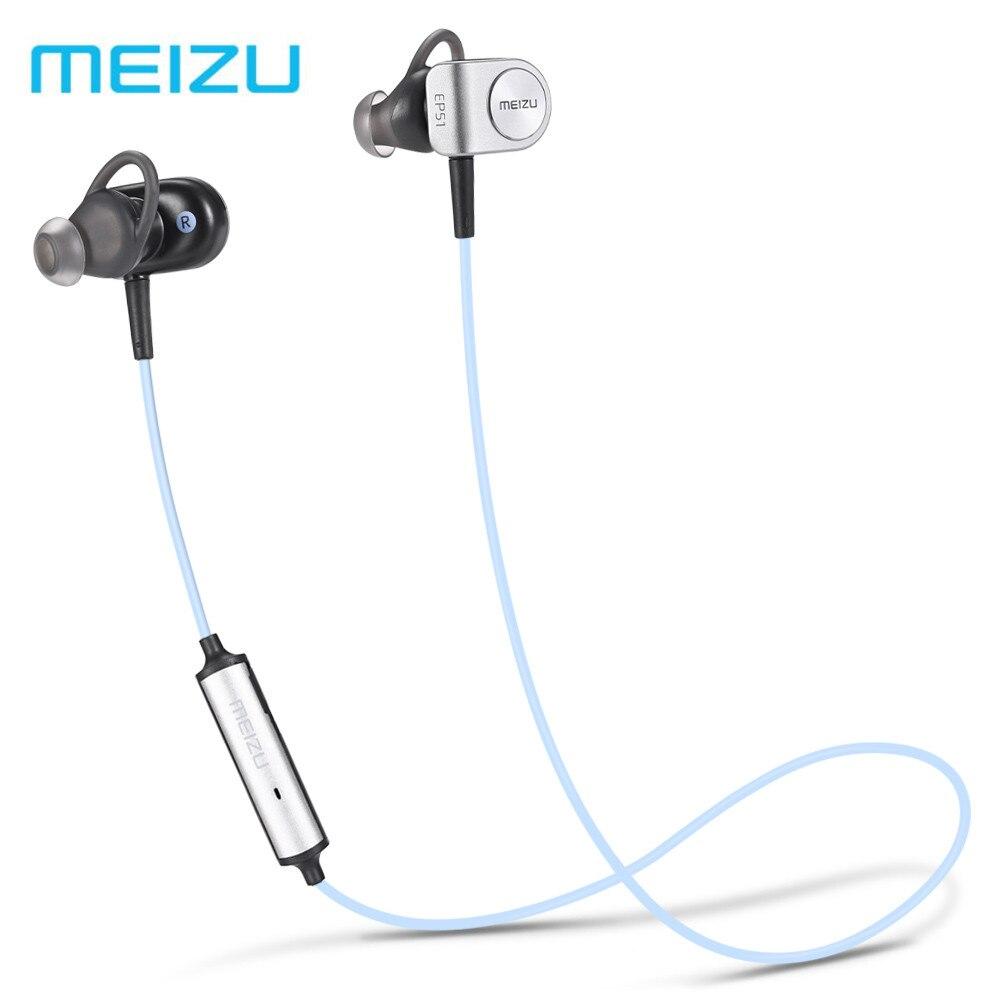 Original Meizu EP51 Bluetooth Sports Earbuds HiFi with Mic