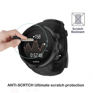 Image 3 - 2Pack Voor Suunto Spartan Sport Pols Hr 0.3Mm 2.5D 9H Clear Gehard Glas Screen Protector Smart Horloge film Krasbestendig