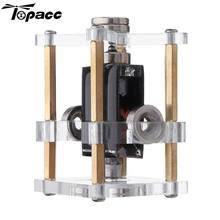 a81b7575238 Pequeno Motor de Suspensão Magnética Brinquedo Solar Brinquedos Científicos  Física Redutora de Pressão EDC Modelo Brinquedos