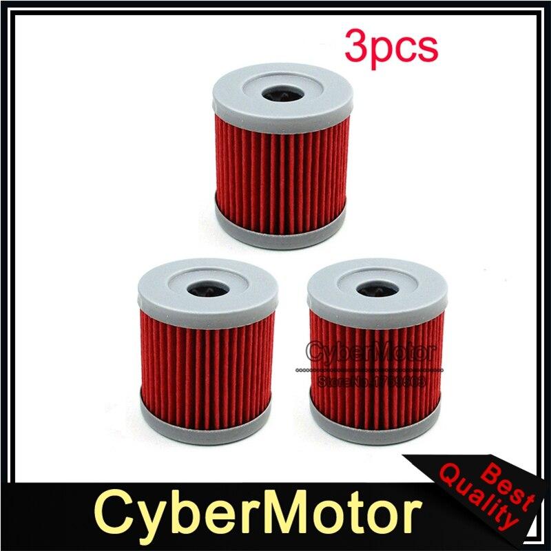 Motocicleta Filtro de Aceite oil filter para SUZUKI UX125 SIXTEEN 125 //UX150 SIXTEEN 150 2008-2012 AHL