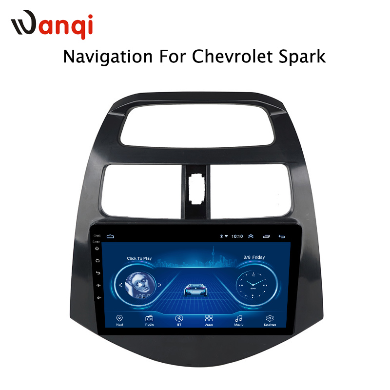 Free Shipping android 8.1 Car DVD GPS Navigation Player Stereo For CHEVROLET 2010 2011 2012 -2014 Spark BeatFree Shipping android 8.1 Car DVD GPS Navigation Player Stereo For CHEVROLET 2010 2011 2012 -2014 Spark Beat