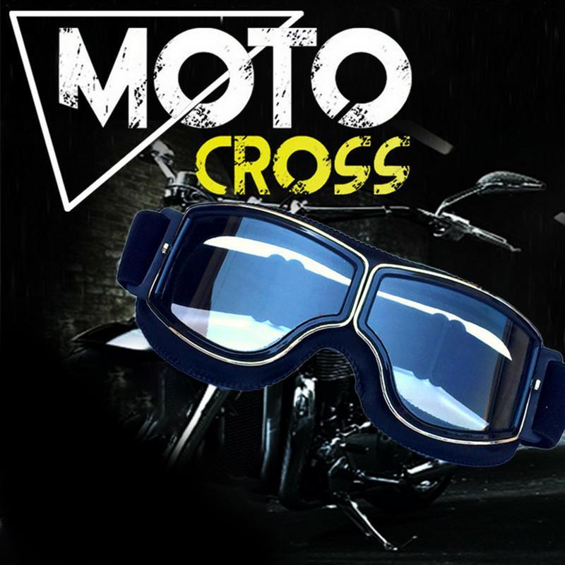Achat Sport Hommes Lunettes De Soleil Vintage Casque Motocross