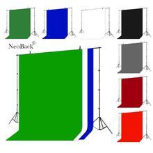 كروماكي موسلين صور خلفية التصوير خلفية استوديو فيديو نسيج رقيق شاشة خضراء بلون صورة الشاشة