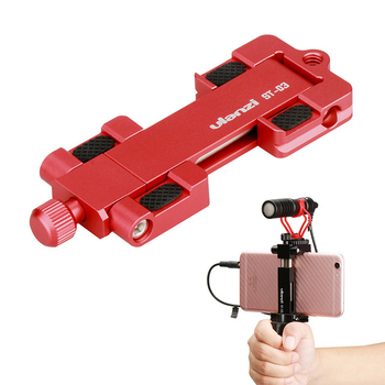 Dashcam ST03 Smartphone Tripod Mount Secure Clamp Holder Adapter