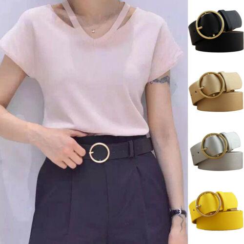 2019 Women Lady Vintage Metal Belt For Women Strap Female Pin Buckle Fashion Vintage Metal Embossing Belts Drop Shipping