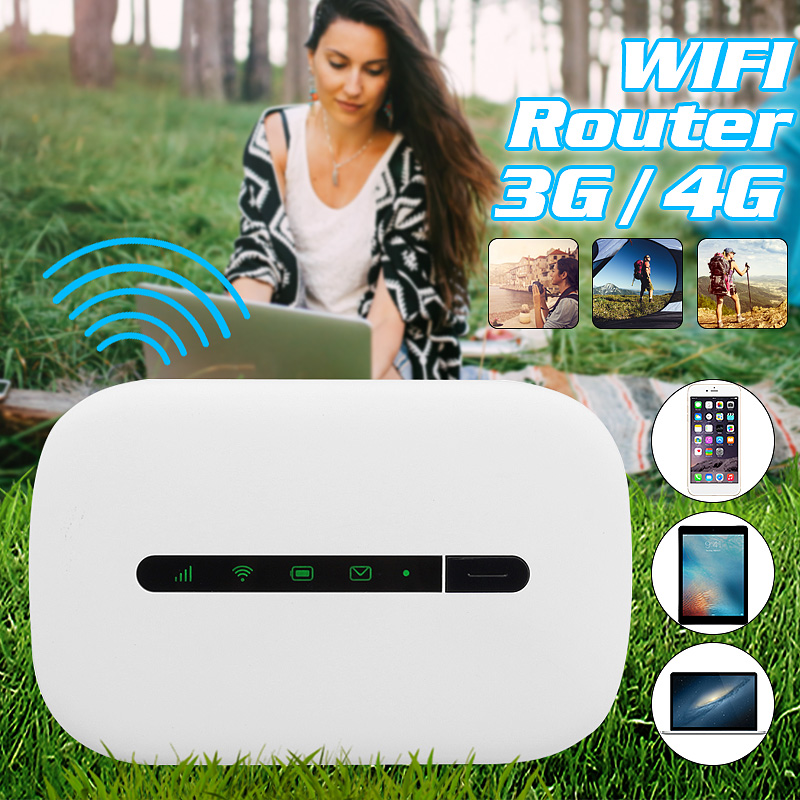 Portable Mini Wifi 3G/4G 150Mbps Router LTE Wireless Mobile Wifi LTE/HSPA+/3G/EDG E/GPRS Networks адаптер переходник stayer master 2670 60