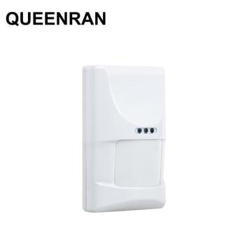 Sensor de movimiento Pir inalámbrico Pet de 433MHz sistema de alarma por Detector infrarrojo de 20KG para seguridad del hogar con interruptor de manipulación
