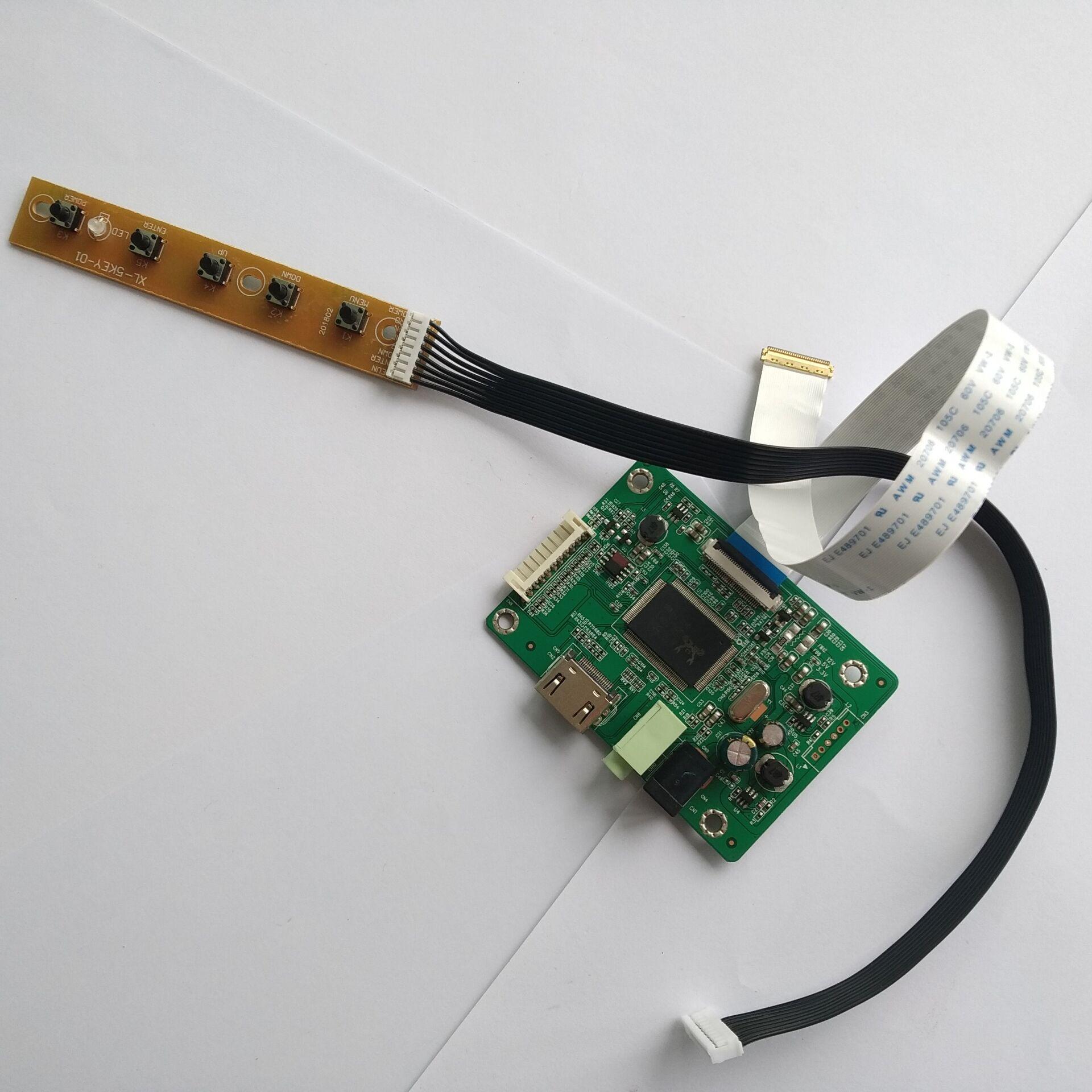 LCD HDMI LED EDP Controller Board Diy For N156HGE-EAB/N156HGE-EAL 1920X1080 15.6
