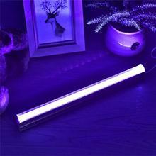 30 см светодиодный ультрафиолетовый свет 395-400nm диско DJ вечерние Blacklight УФ проблесковый маяк Светодиодные ленты огни вечерние клуб