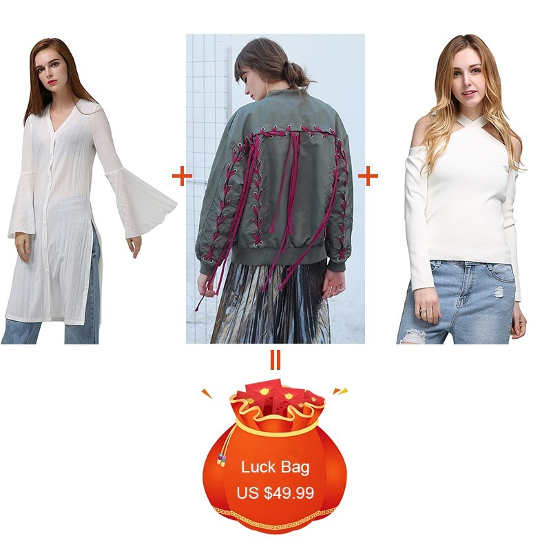 lot combination Manches Flare Veste 1 Longues Encolure Combination 2 combination Tricoté Dentelle Liquidation Long 2019 Tops Twotwinstyle Up Pièces Tranchée 3 XERwqwYf