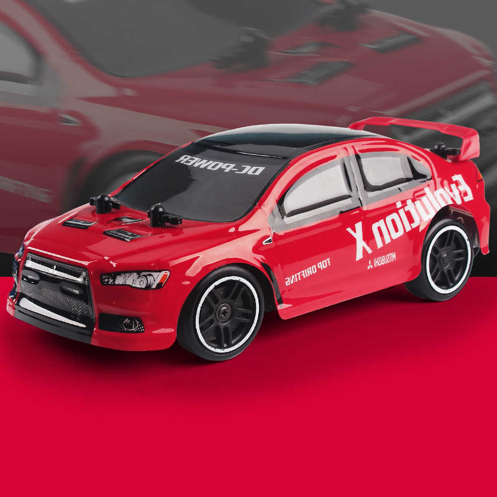 1/24 Mini Auto RC Auto 2.4G 4WD RC Drift Auto Collectie Radio Controlled Cars Machines Afstandsbediening Speelgoed Voor jongens Kids Gift