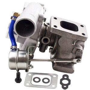 Image 2 - GT2871 GT25 GT28 T25 GT2860 SR20 CA18DET Turbo turbosprężarka wody AR .64 strojenia