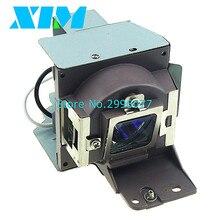 גבוהה באיכות 5J. j5205.001 מנורת מקרן עם דיור לbenq MS500 MS500P MS500 V MX501 MX501V MX501 V TX501 180 ימים אחריות