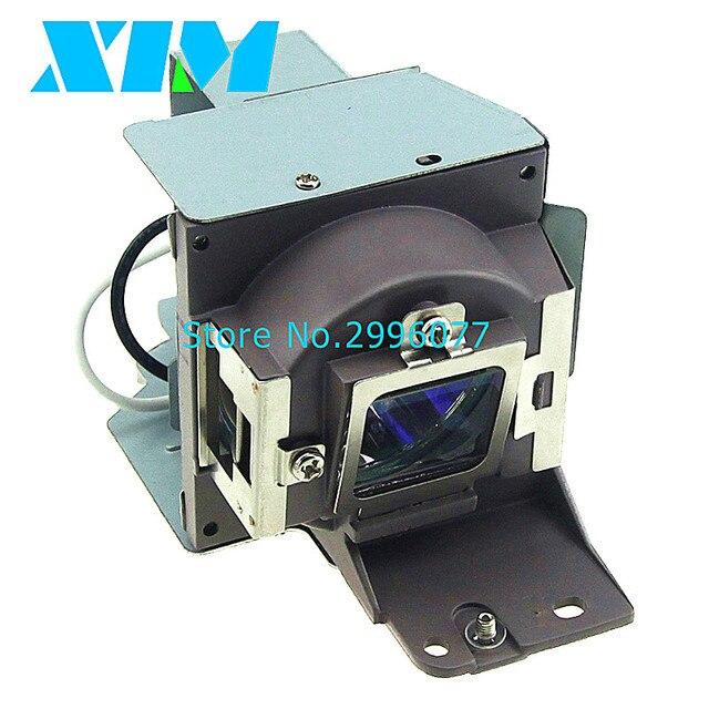Alta qualidade 5j. j5205.001 lâmpada do projetor com habitação para benq ms500 ms500p MS500 V mx501 mx501v MX501 V tx501 180 dias de garantia