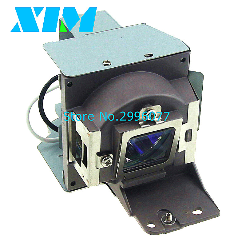 High Quality 5J.J5205.001 Projector Lamp With Housing For BENQ MS500 MS500P MS500-V MX501 MX501V MX501-V TX501 180 Days Warranty