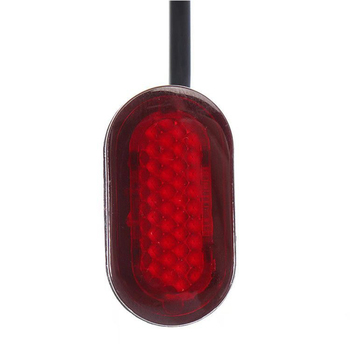 1 * Taillight  LED Tail Rear Light Replaces for Xiaomi Mijia M365 Electric Scooter Safety Lamp