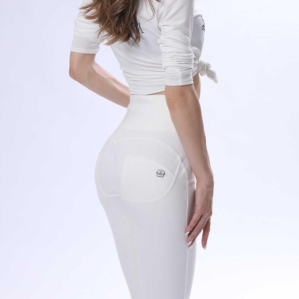 c102a55ec738dd Melody knitted wholesale yoga pants skin tight leggings women shaping  effect yoga pants white super high