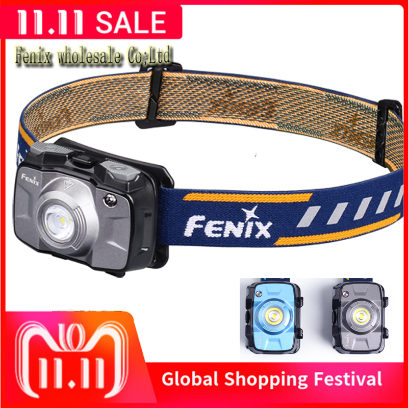 2018 New Fenix HL30 Cree XP G3 white LED max 300 lumens 2AA headlamp
