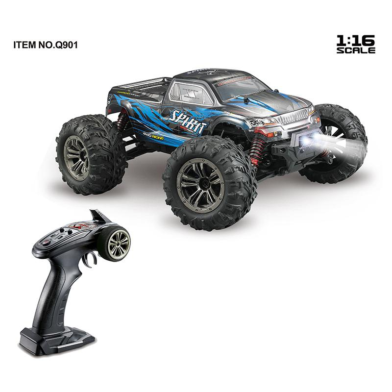 1 16 Brushless Motor Four wheel Drive High Speed RC Car Toy Remote Control Toy Cars