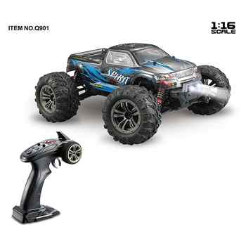 1:16 Brushless Motor Four-wheel Drive High Speed RC Car Toy Remote Control Toy Cars For Boys Kids Gift - DISCOUNT ITEM  28% OFF All Category