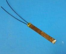 5 חתיכות PI Polyimide חימום סרט דק חימום צלחת חשמל ציוד מכשיר עזר דוד 12V