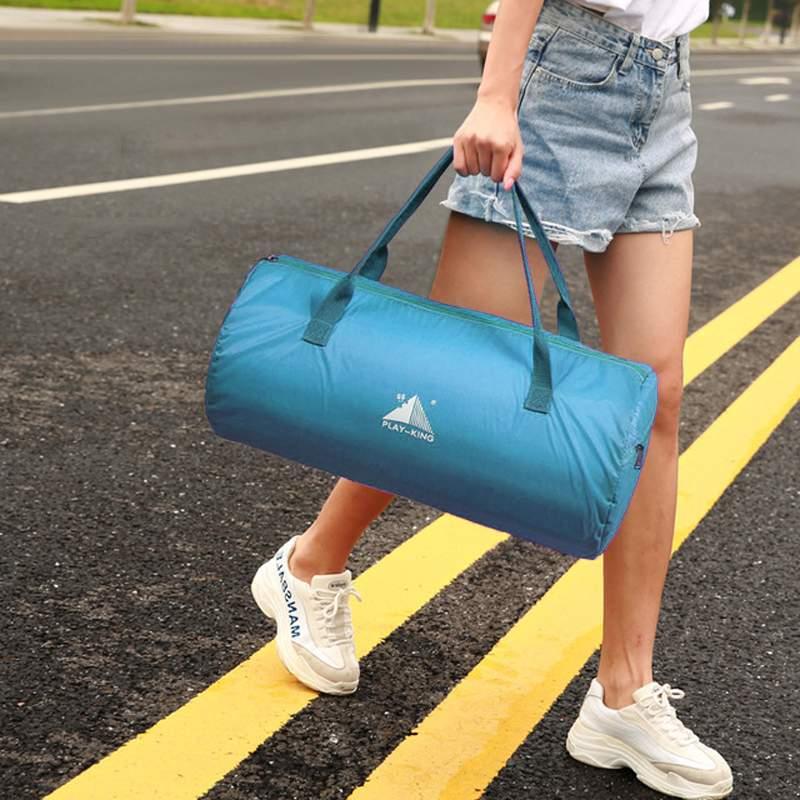 Handbag Gym-Bags Foldable Travel Fitness Multifunctional Outdoor Mini Waterproof 18L