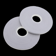 1PCS Cloth with water soluble double sided adhesive strip double sided tape hand stitched temporarily fixed water sol