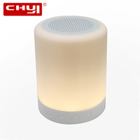 Wireless Portable Bluetooth Speaker Mini LED Music Audio with Colorful Backlight Stereo Sound Speaker For Phone Xiaomi Computer