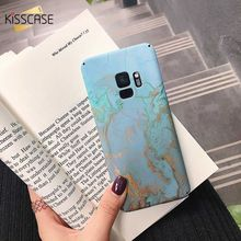 KISSCASE Marble Patterned Phone Case For Huawei P30 Pro Lite  Original P Smart Y7 2019 Nova 4 Honor V20