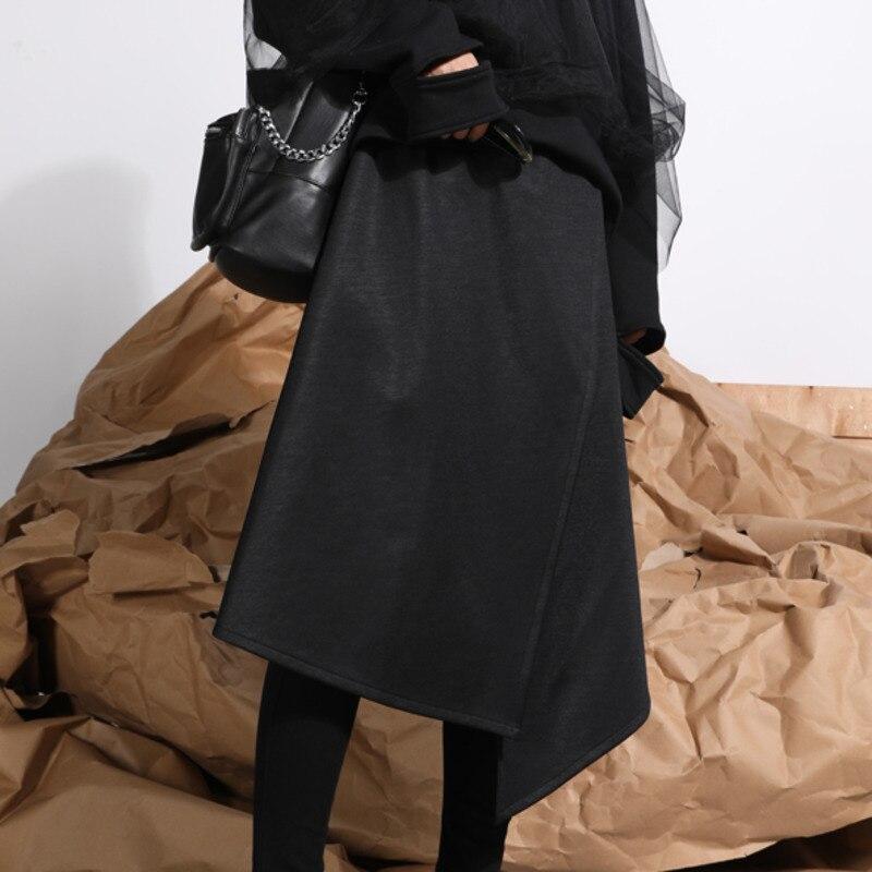 SHENGPALAE 2019 mode printemps nouveauté femmes pantalons longs femme Simple élégant noir solide robe pantalon taille S/M/L HD169-in Pantalons et corsaires from Mode Femme et Accessoires on AliExpress - 11.11_Double 11_Singles' Day 1