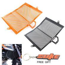 For KTM 1050 1190 1290 Adventure ADV Motorcycle Accessories Protection Cover Radiator Grill Oil Cooler Guard Protector Aluminum