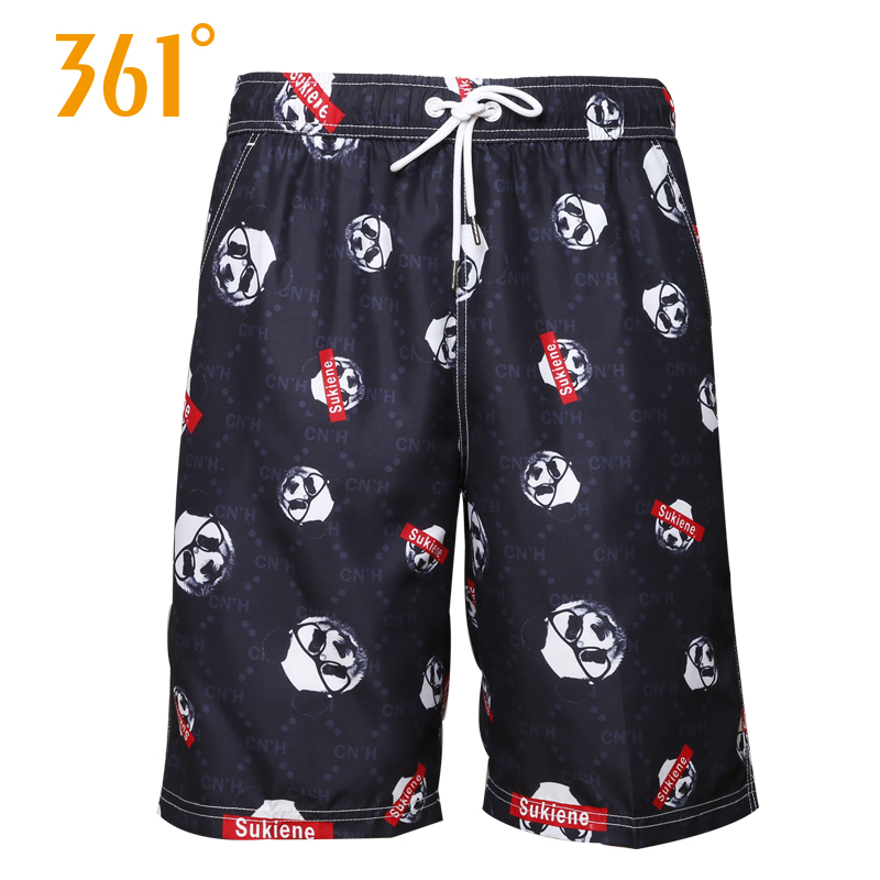 361 Quick Dry Board Shorts With Pocket Swimwear Men Swimsuit Swim Trunks Bathing Beach Shorts for Summer Holiday High Elasticity