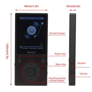 Image 5 - 2019 oryginalny RUIZU D11 Bluetooth odtwarzacz MP3 odtwarzacz muzyczny 8GB muzyka metalowa odtwarzacz z wbudowanym głośnik radio fm obsługa karty TF