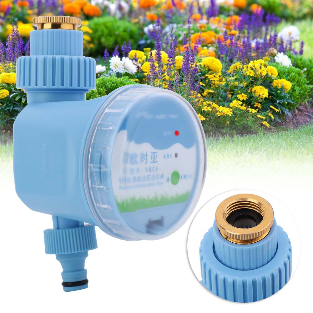 Sprinkler-System Irrigation Timer-Wifi Controller Electronic Smart Digital App Lcd Indoor/outdoor title=