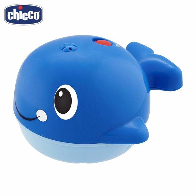 """Игрушка для ванной Chicco """"Кит"""" 6м+"""