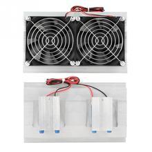 DV 12V 120 Вт полупроводникового Термоэлектрический охладитель Пельтье водяного охлаждения устройства электронные Пельтье инструмент