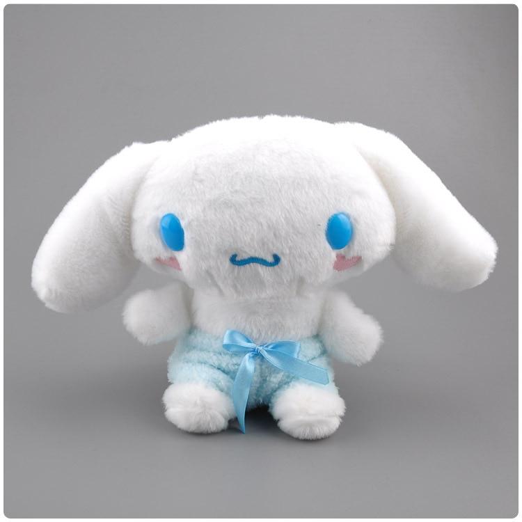 Painstaking 20cm White Dog Plush Soft Pendants Toy Keychain Key Ring Handbag Backpack Xmas Gift Kawaii Animal Stuffed Small Doggy Doll