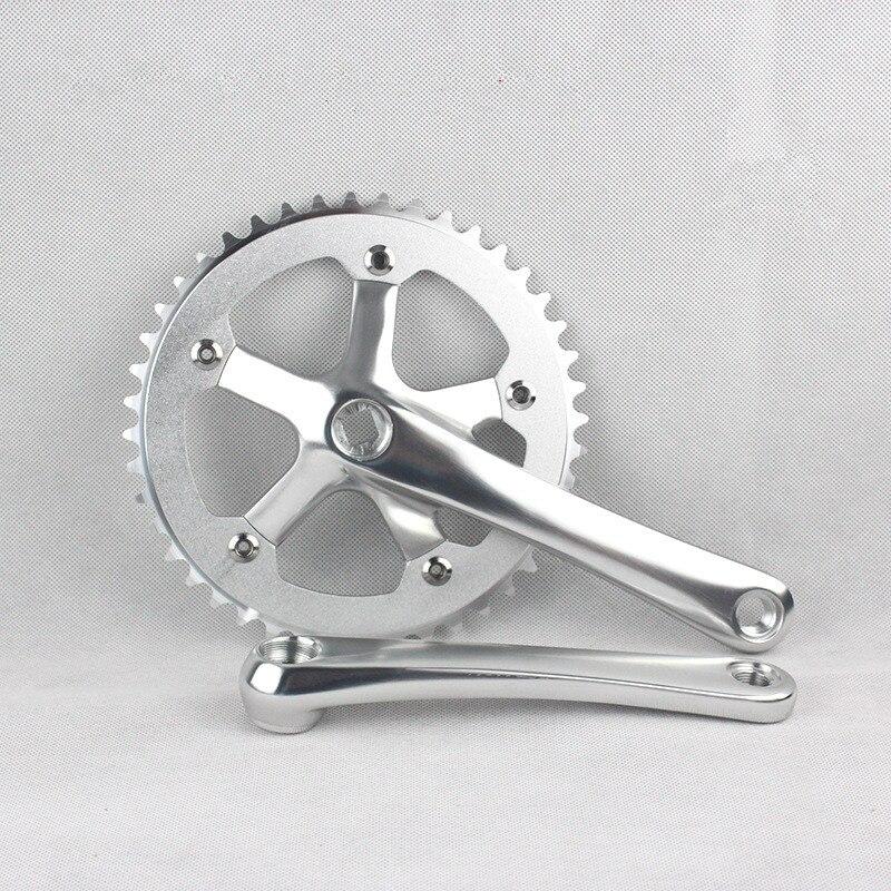 Origin-8 Classic Track Alloy Chainring 44T Silver 144bcd Fixed Gear Bike