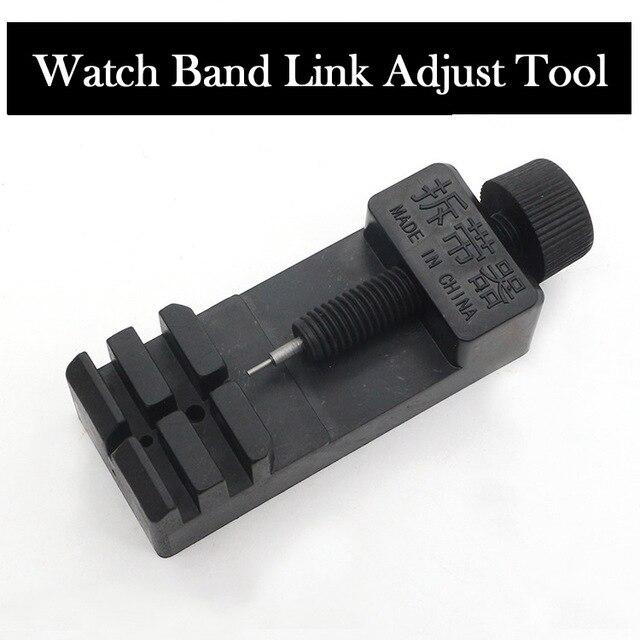 Watch Band Link Adjust Slit Strap Bracelet Chain Pin Remover Adjuster Repair Tool Kit For Men/Women Watch 4